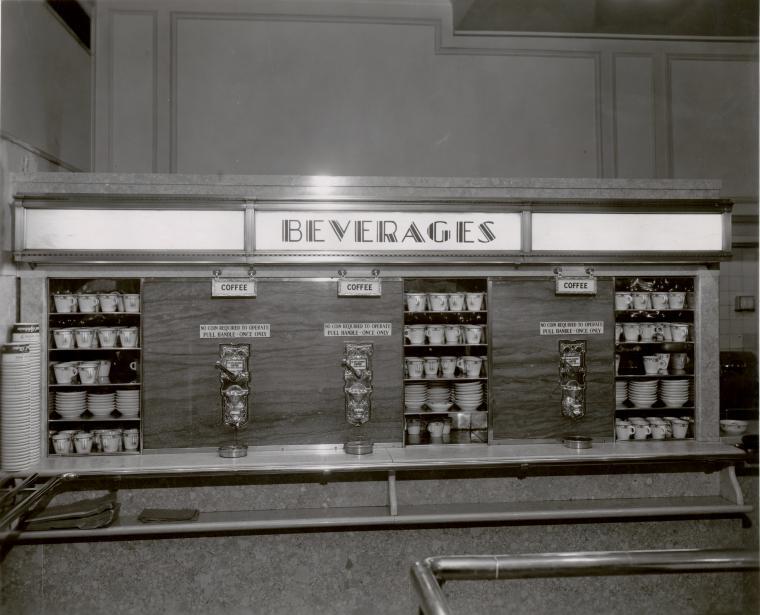 automat spouts