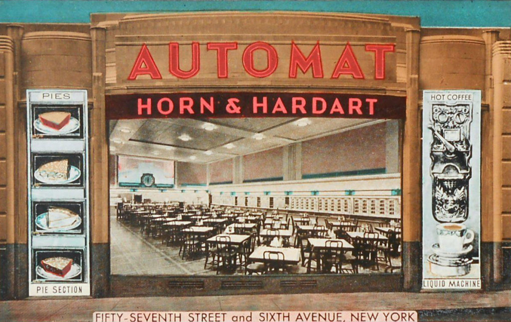 automat chairs